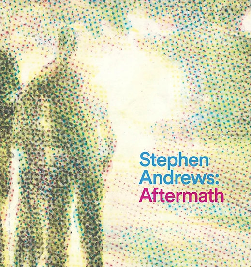Stephen Andrews: Aftermath (2019)  (signed)