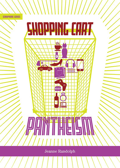 Shopping Cart Pantheism by Jeanne Randolph (2015) (signed)