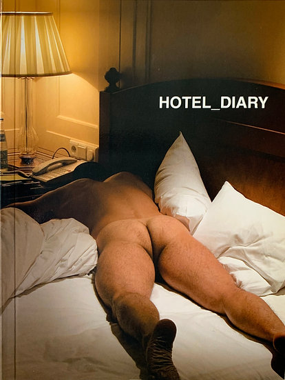 Matthias Herrmann: Hotel Diary (2003)