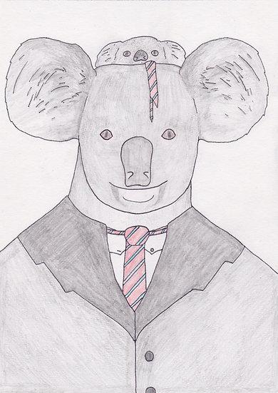 Untitled (Koala)  (2020)