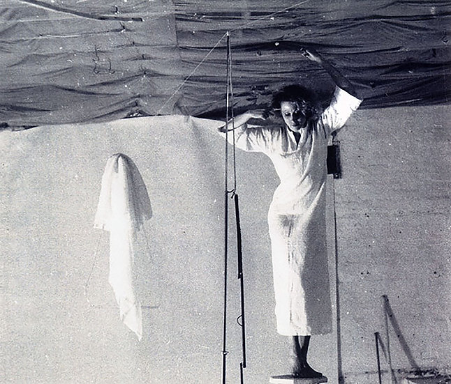 Marlene Elasz, TorontoI  (1972/2020)