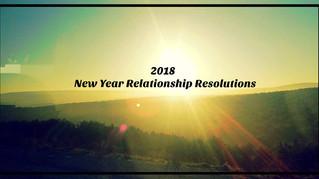 新年的關係願望