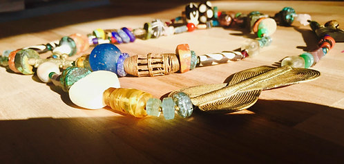 ARCHER Wrap Necklace & Harness