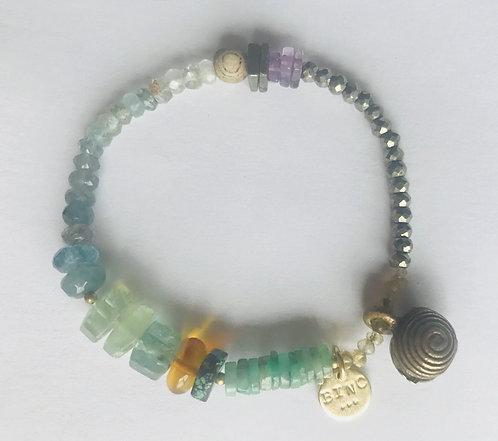 BAE Beaded Bracelet