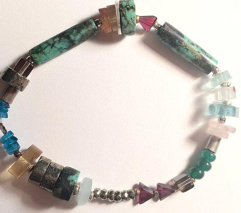FLYNN Jeweled Bracelet