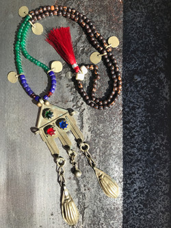 Dakota Tribal Antiquity Necklace