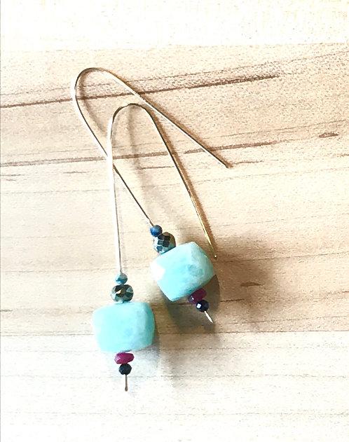 ASHER Slide Earrings