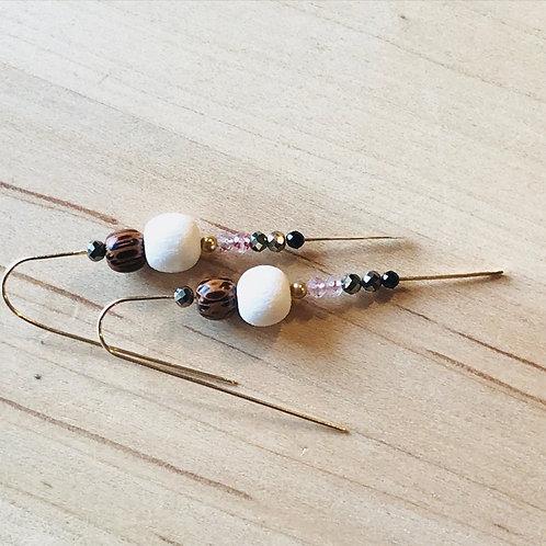 DAPHNE Slide Earrings