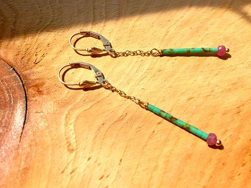 SOPHIE Drop Earrings