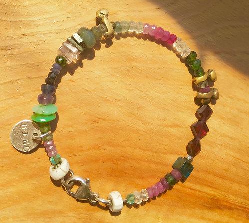 JUSTICE Jeweled Bracelet