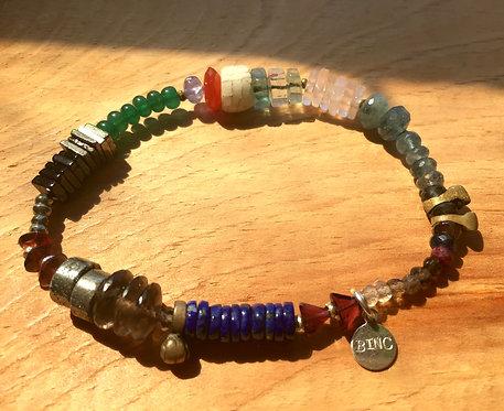DESZÖ Inspired Beaded Bracelet