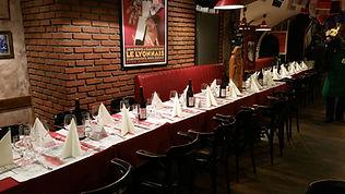 Compagnons du Beaujolais - Devoir Auvergnat - Bouchon de Jaude - 21.11.2014  - 2