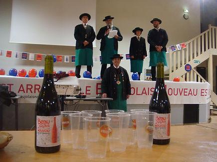 Compagnons du Beaujolais - Devoir Auvergnat - Issoire - 29.11.2014 - 5