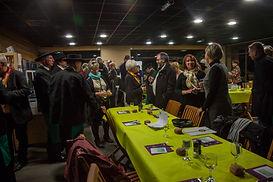 Compagnons du Beaujolais - Devoir Auvergnat - 16ème chapitre Paléopolis à Gannat - 22.11.2014 - 11