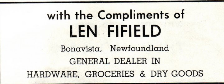 Old Advertisements found in the 1956 Ang