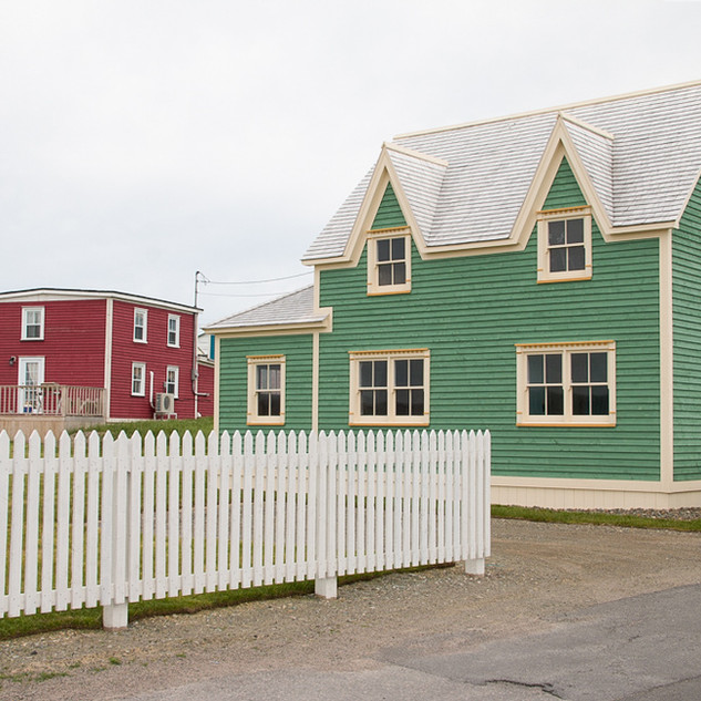 Thomas Randell House