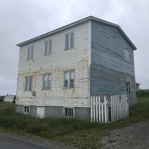 H. Templeman House