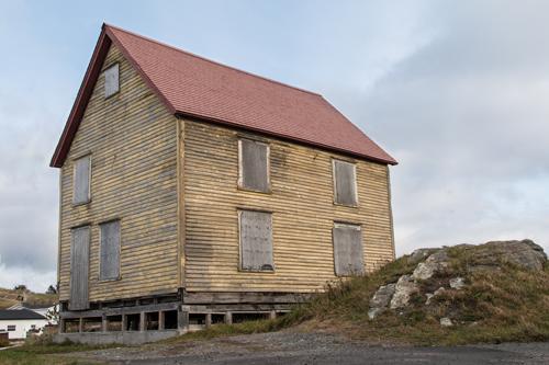 Albert Rolls House