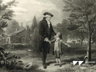 【渥茲華英語小威廉的口袋故事 #華盛頓的英雄故事】