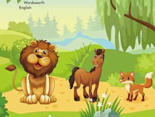 【渥茲華英語 #小威廉的口袋故事 #狐狸與馬】