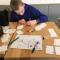 aVANt-Carde Board Game Design Jam