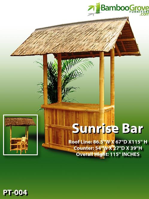 Bamboo Sunrise Bar BGF
