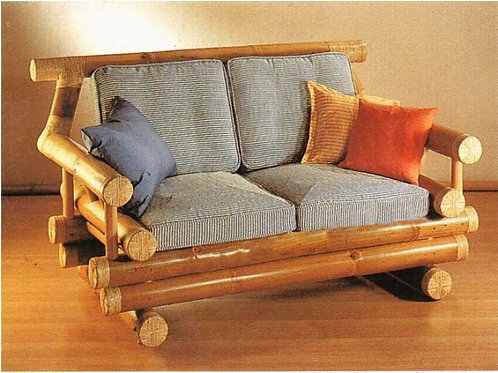 Bamboo Lovers Sofa