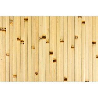 Burnt Bamboo Panel Finished