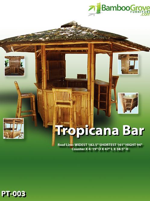 Bamboo Tropicana Bar BGF