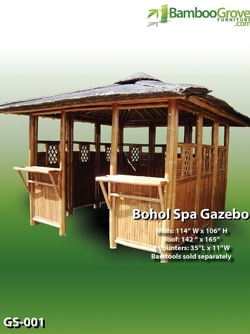 Bamboo Gazebo Bohol Spa