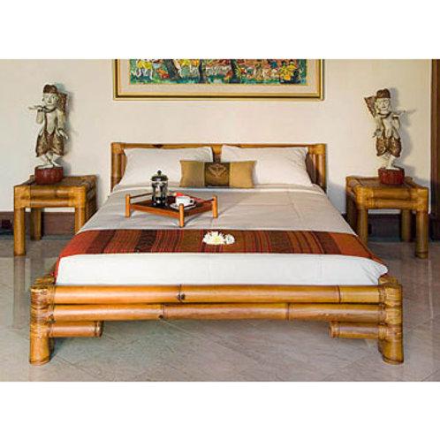 Bamboo Bed Carmen