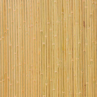 Vertical Bamboo Panel Finished