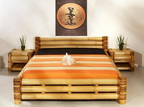 Bamboo Bed Lacion