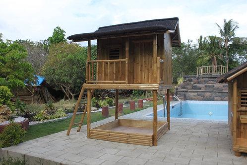 Bamboo Playhouse Zyra Gazebo