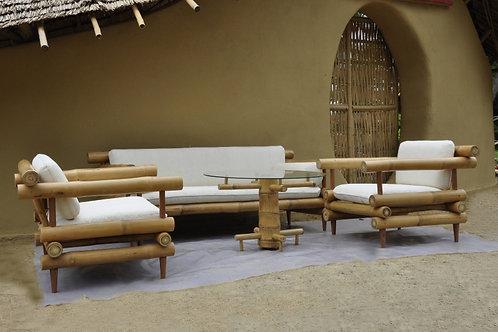 Bamboo Sofa Set Maria Clara