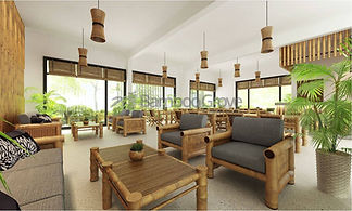 Bamboo Function Room