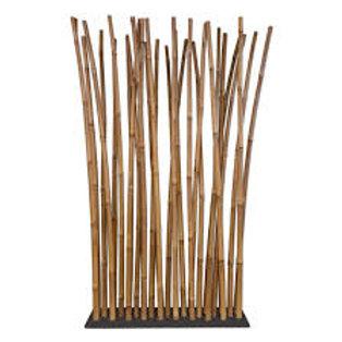 Bamboo Sticks Wall Divider