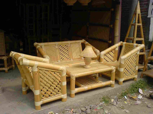 Bamboo Living Set Sta. Cruz