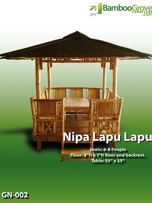 Bamboo Gazebo Nipa Lapu-Lapu