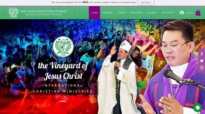 The Vineyard of Jesus Christ International Christian Ministries