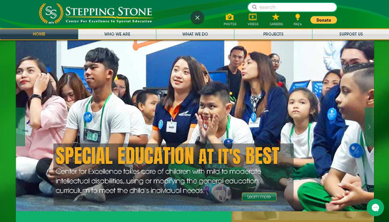 Stepping Stone Special School Education