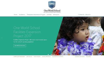 One World School