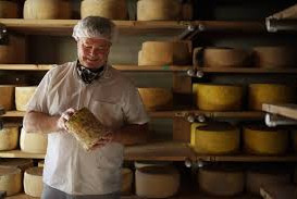 Keith at WM Cofield Cheese
