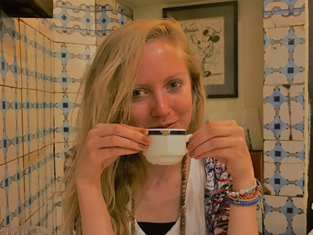 Lessons learned from Spanish coffee: Sipping strategies to achieve your dreams