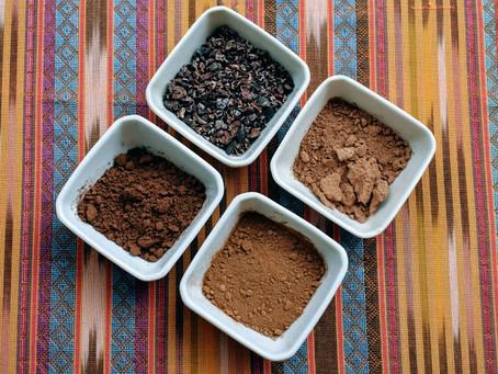 Take-home self-love: Self-massage and mindful chocolate tasting