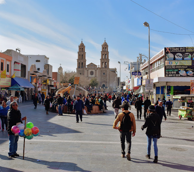 Ciudad Juárez by day