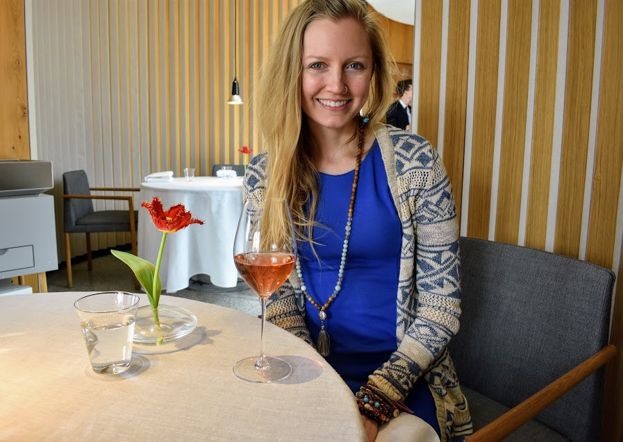 Cheers to surviving a 2-star Michelin restaurant