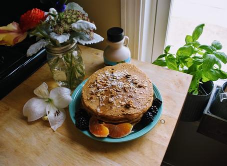 My Top-Secret Recipe for Vegan Pancakes