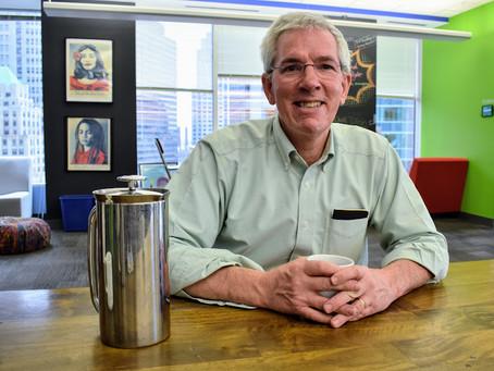 Coffee and Conversation with Erik Modahl - Founder of Beantrust
