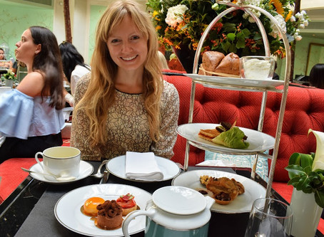 How to host the world's best vegan tea party